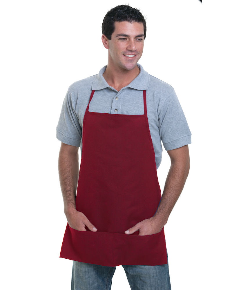 White apron inc brea ca - Model Shot